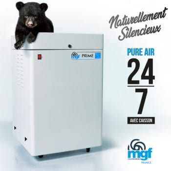 Compresseur dentaire PURE AIR 24/7 MINI BOX PRIME M