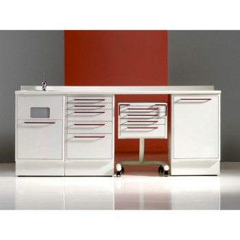 Mobilier cabinet dentaire Start B
