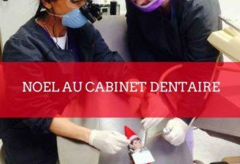Fêter les fêtes de fin d'année au cabinet dentaire