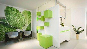 Décoration : Végétalisez votre cabinet dentaire (tendance du rewilding)