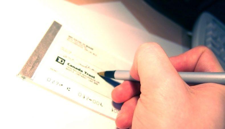 La Validite Des Cheques Reduite D Un An A 6 Mois A Compter Du 1er