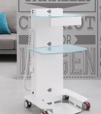 Chariot pour chirurgie en cabinet dentaire C2RCHM