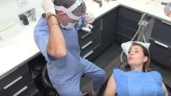 La télé-réalité s'invite chez le dentiste