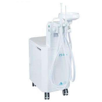 Aspiration mobile P3-VAC pour cabinet dentaire