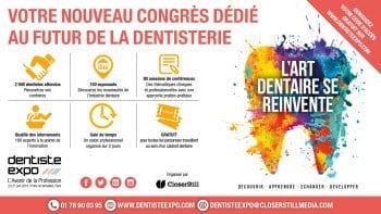 Le nouveau congrès dentaire Dentiste Expo : Pourquoi s'y rendre ?