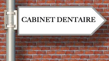 Vous avez désormais la possibilité d'améliorer la localisation de votre cabinet dentaire avec un panneau