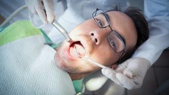 Un gel capable de réparer l'émail endommagé des dents
