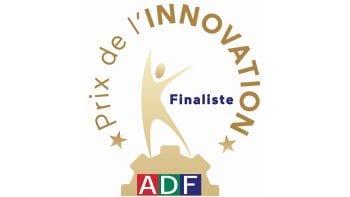 Qui sont les 8 finalistes du Prix de l'innovation ADF 2019 ?