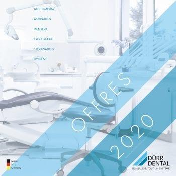 Offres commerciales Dürr Dental 2020